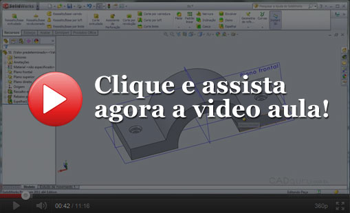 Vídeo aula: Exemplos aplicados do sketch 3D