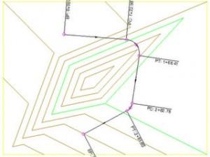 Alinhamento no AutoCAD Civil 3D
