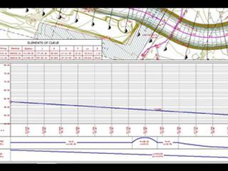 Perfil de Superfície AutoCAD Civil 3D