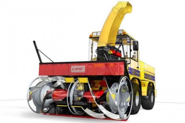 Desenho Trator Solid Edge ST5