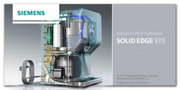 Siemens PLM Software - Solid Edge ST5
