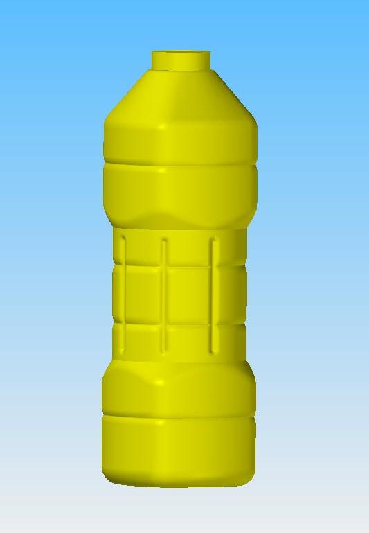 garrafa obtida comunidade CAD