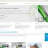 Página inicial da Autodesk Univesity Brasil 2013