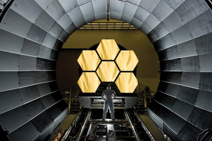 james webb space telescope solid edge university 2014