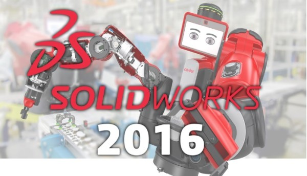 Evolução do Solid Works 2016