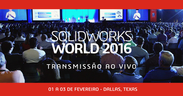 Transmissão do Solid Works World